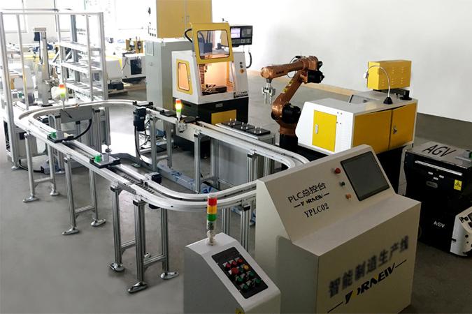工业4.0智能制造示范线实训系统
