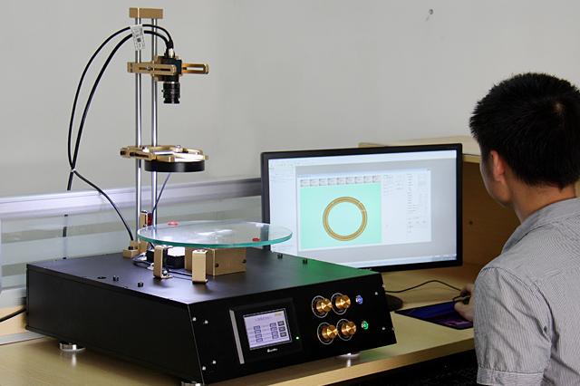 机器视觉教学创新实验平台