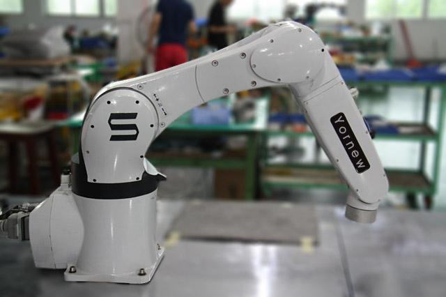 育能6轴机器人