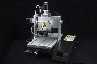 创客工具雕刻激光3D打印三合一体机