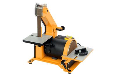 创客教育工具多功能砂带机